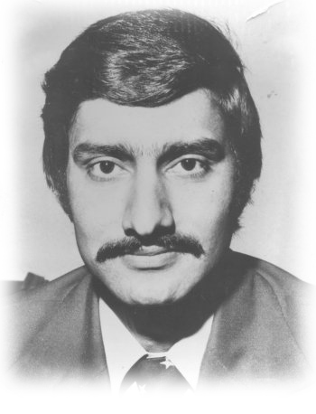 <b>Shafiq Ahmad</b> in 1976. - shafiqvig